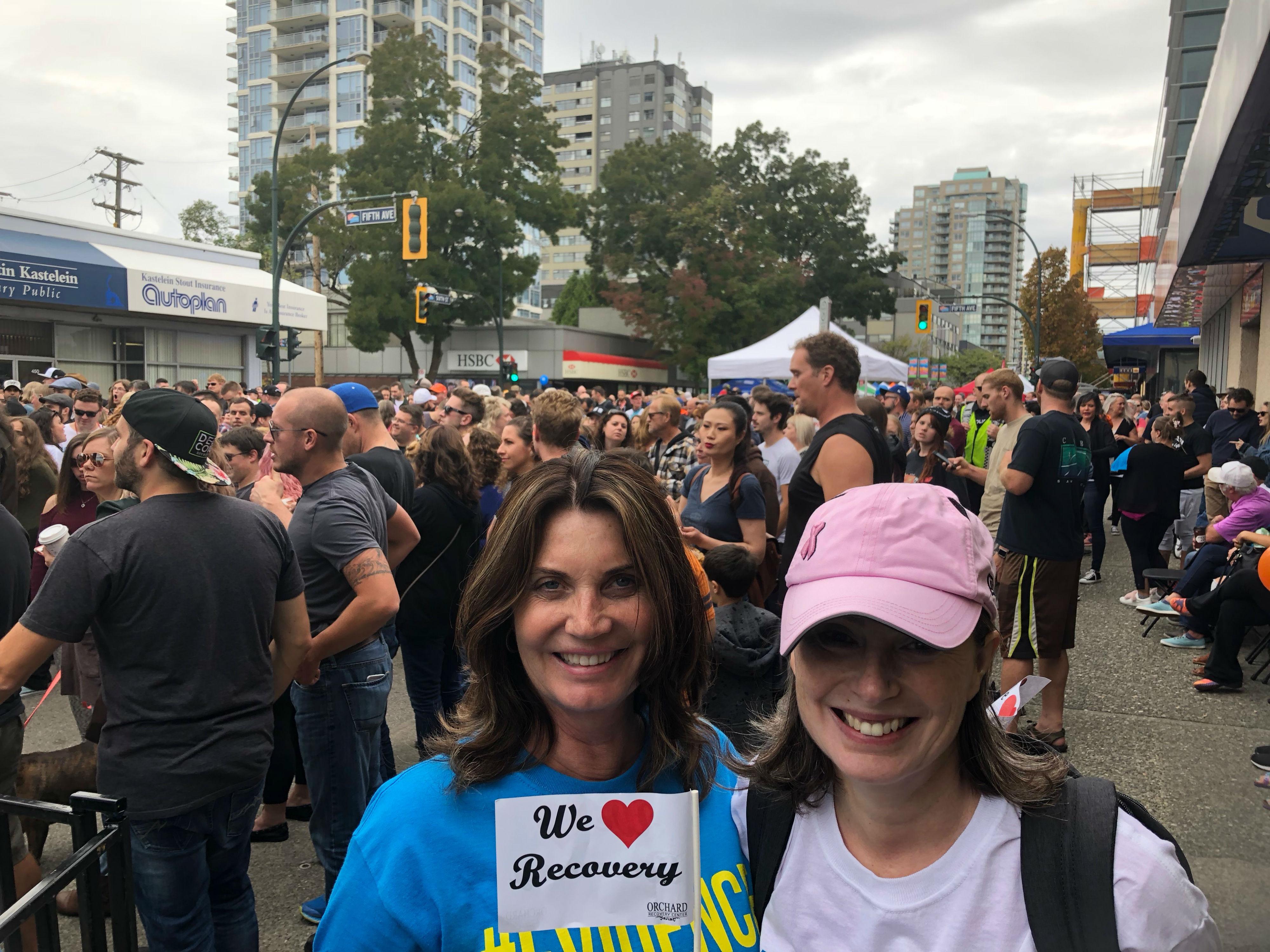 Vancouver, September 2018